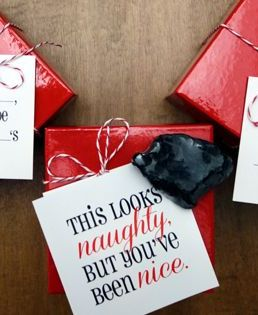 """Send a """"lump of coal"""" and provide one family in Haiti with a charcoal-efficient stove."""