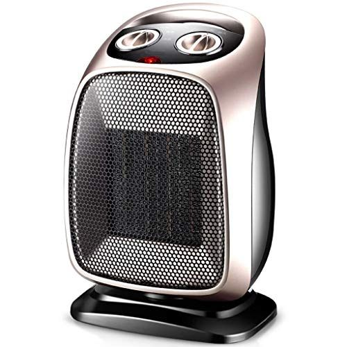 Zhi Bei Heater Home Ceramic Space Heater Adjustable Thermostat Ptc Heating Element Over Heating Protection System 1500w 2 Colors Space Heater Heater Desk Fan