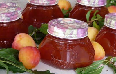 Thibeault's Table: Plum Jam