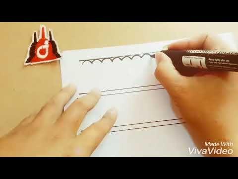 Cara Membuat Motif Batik Parang Dan Kawung Sangat Mudah By Irwan Henna Youtube Desain Henna Henna Youtube