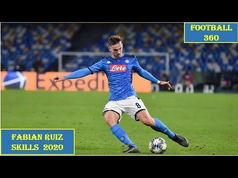 Fabian Ruiz Skills Goals 2020