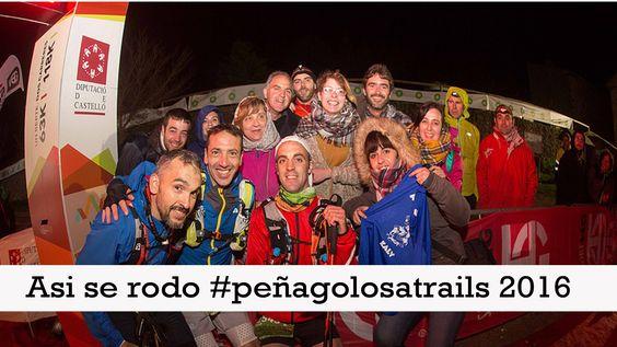 #comoserodo Peñagolosa trails