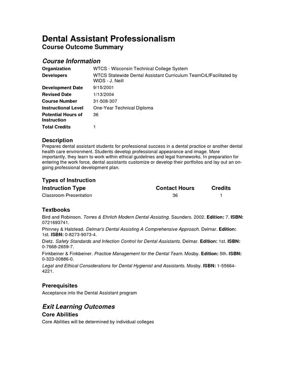 Hasil gambar untuk contoh cv yang baru lulus sma SURAT LAMARAN - entry level dental assistant resume