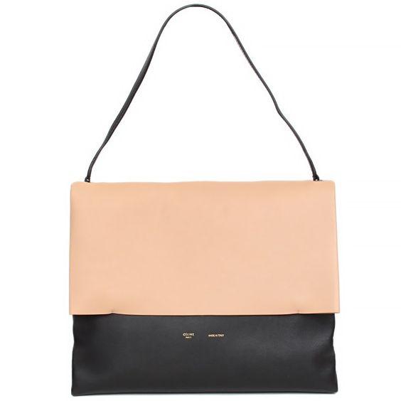 Céline All Soft Shoulder Bag