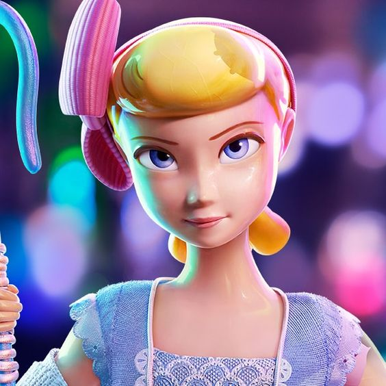 Pin By Makayla Clark On Toy Story In 2020 Bo Peep Toy Story Disney Pixar Characters Animation Studio