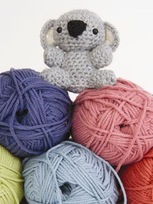 Cuddly Crochet Creatures: Koala Koala bears, Womens day ...