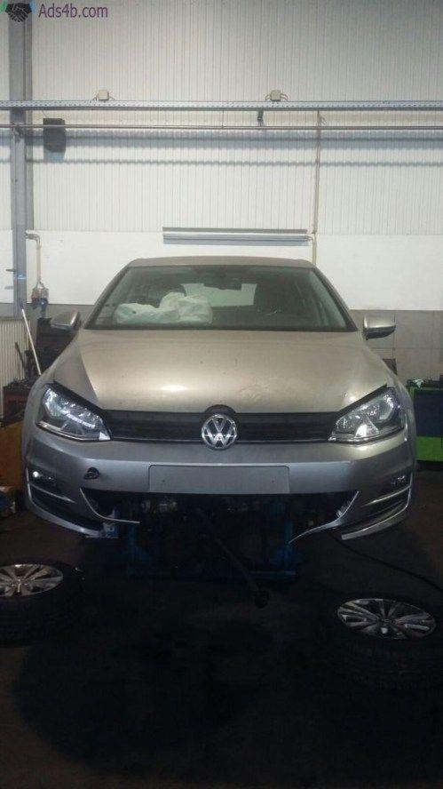 Volkswagen Golf VII 1.6 Tdi 2013. Excelente oportunidade de negócio. ABS, fecho centralizado, ar condicionado, faróis de nevoeiro, vidros eléctricos, direcção assistida e muitos outros extra...