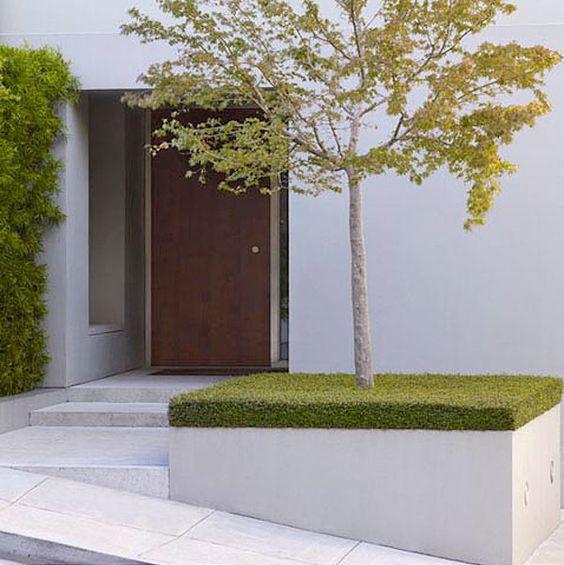 Modern Atlanta Landscape Design: Landscapes, Landscape Architecture And Minimalism On Pinterest