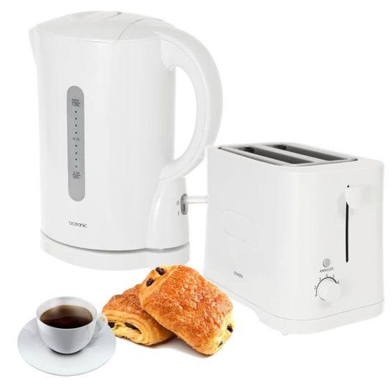 13.99 € ❤ Pour le p'tit #Dej - Pack #Oceanic = #Bouilloire + Grille-pain blanc ➡ https://ad.zanox.com/ppc/?28290640C84663587&ulp=[[http://www.cdiscount.com/electromenager/petit-dejeuner-cafe/pack-oceanic-bouilloire-grille-pain-blanc/f-1101713-bunoceabougri.html?refer=zanoxpb&cid=affil&cm_mmc=zanoxpb-_-userid]]