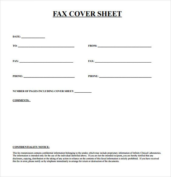 fax-cover-sheet-template-pdf-formatjpg (580×600) DIY beauty - how to format a fax
