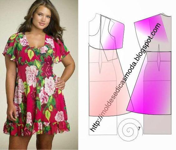 Летние блузки и платья