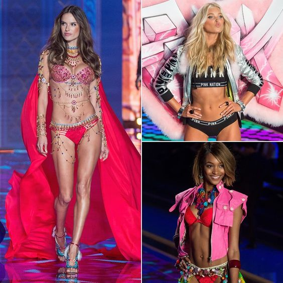 Pin for Later: How the Victoria's Secret Idea of Sexy Has Evolved 2014: Accessorize Everything