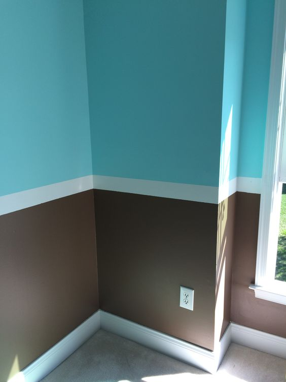 17 Best Images About Blue Brown Guest Room On Pinterest
