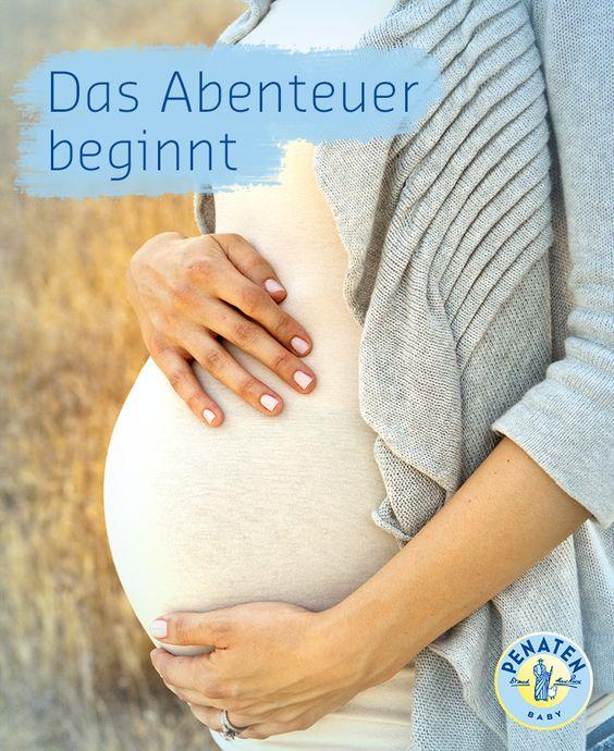 Das Abenteuer Baby geht los. Auf unserem Penaten Blogbeitrag geht es um Schwangerschaft, Vorfreude und Herausforderungen. #penaten #ssw #babybauch  #schwangerschaft2016 #firsttimemom #pregnant #schwanger #milestones #übelkeit #geburt