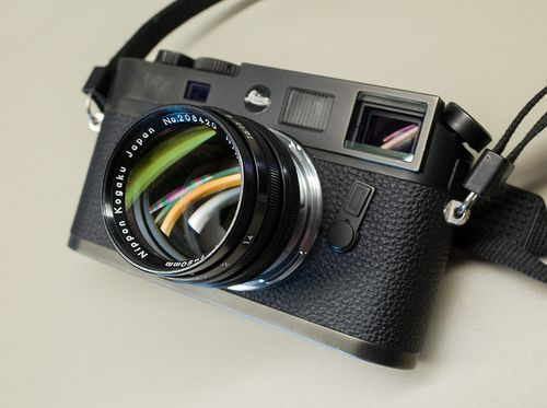 lamlux:  Millennium Nikkor-S 50mm f1.4 on Flickr.