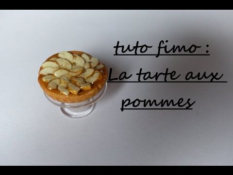 how to: miniature apple tart