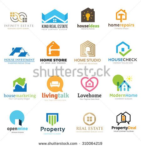 Home And Real Estate Logo Collection, House Logo, Diy Home,Home Repair,Home Store,Eco,House Care And Home Management,Home For Rent,Home For Sale, Tool Logo,Property Logo, Vector Logo Collection. - 310064219 : Shutterstock