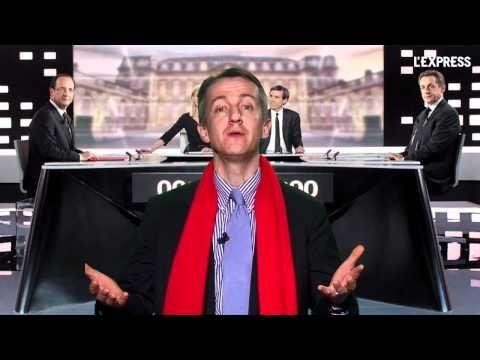 Politique - Sarkozy-Hollande: les trois moments-clés vus par Christophe Barbier - http://pouvoirpolitique.com/sarkozy-hollande-les-trois-moments-cles-vus-par-christophe-barbier/