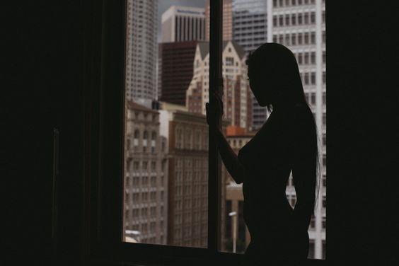 Hotelzimmershoting mit Merrique (Akt)