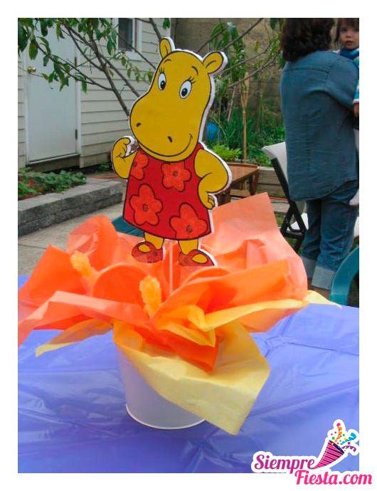 Ideas hermosas para una fiesta de cumplea os con los - Accesorios de cumpleanos infantiles ...