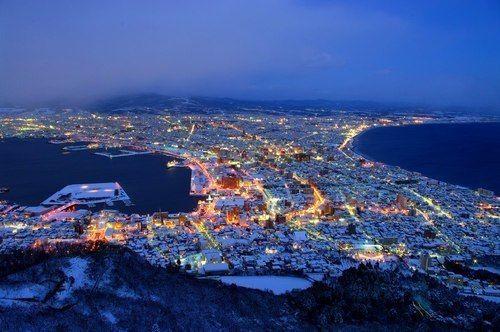 函館 札幌 小樽をめぐる 道南三都紀行 3日間 北海道の絶景を思う存分お楽しみいただきます Japan Holidays Hakodate Trip