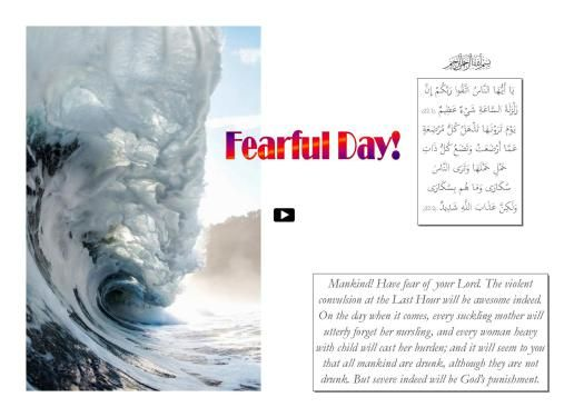 Fearful Day!