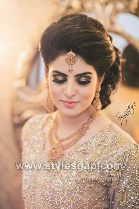 Latest Asian Party Wedding Hairstyles 2020 Trends Bride