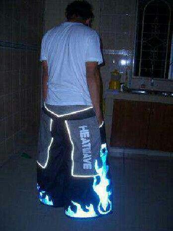Jnco jeans.. i loved them!