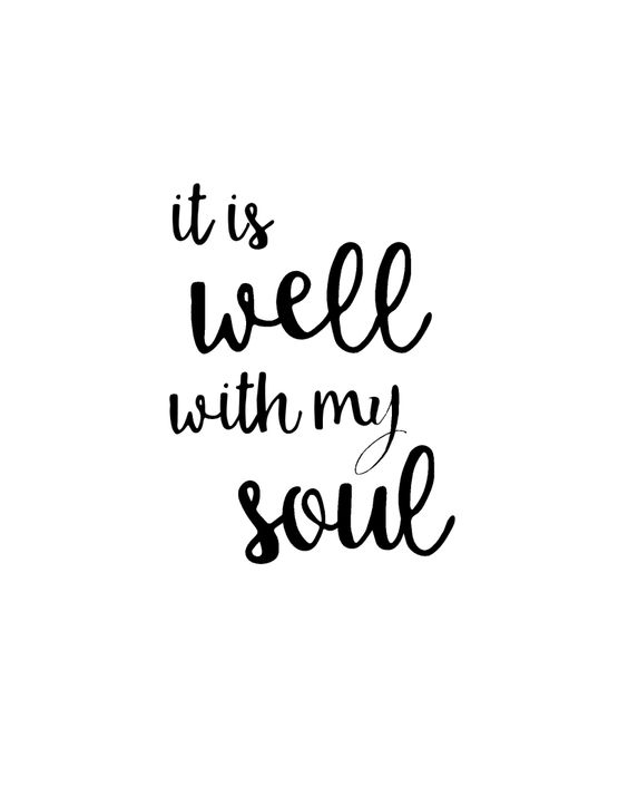it is well with my soul free printable.jpg - Box