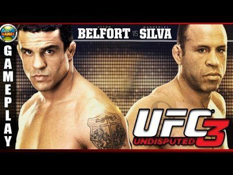 UFC Undisputed 3: Vitor Belfort vs Wanderlei Silva [Xbox 360]