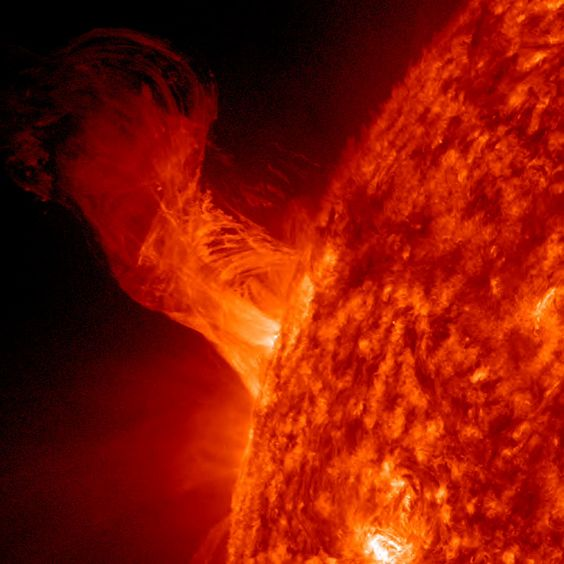 The sun is 27 million degrees Fahrenheit at its core