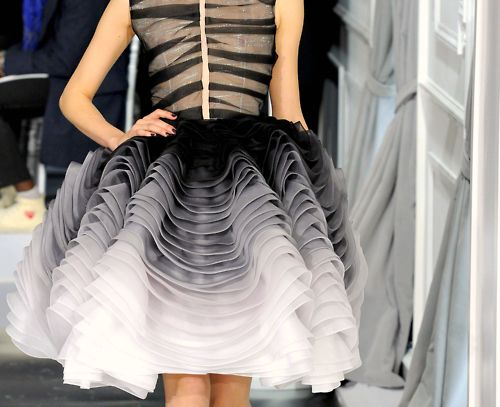 Christian Dior | Spring 2012 Couture