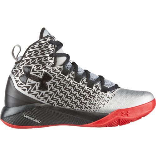 under armour kids basketball shoes