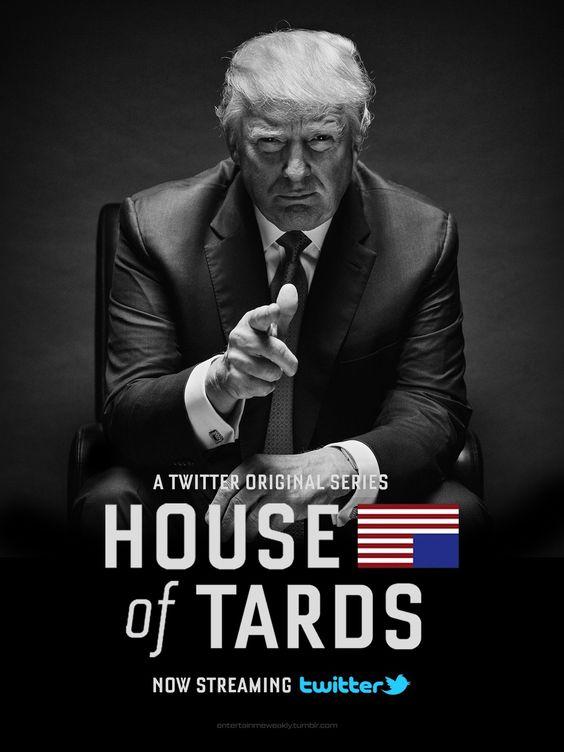 ポスター トランプ大統領
