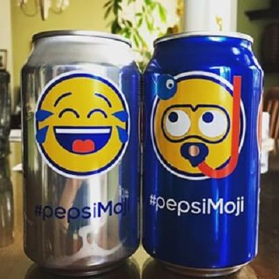 Pepsi – Brings Emojis (feelings)