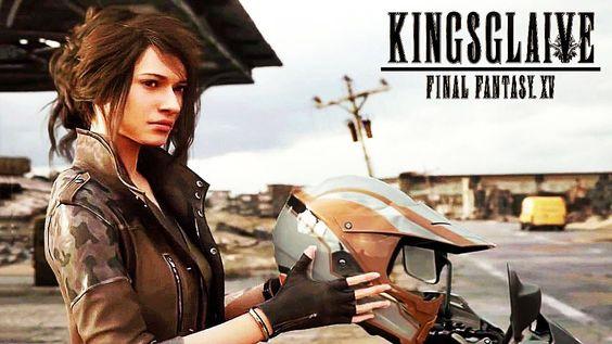 Kingsglaive: Final Fantasy XV–Movie Trailer [E3 2016] [60 FPS]