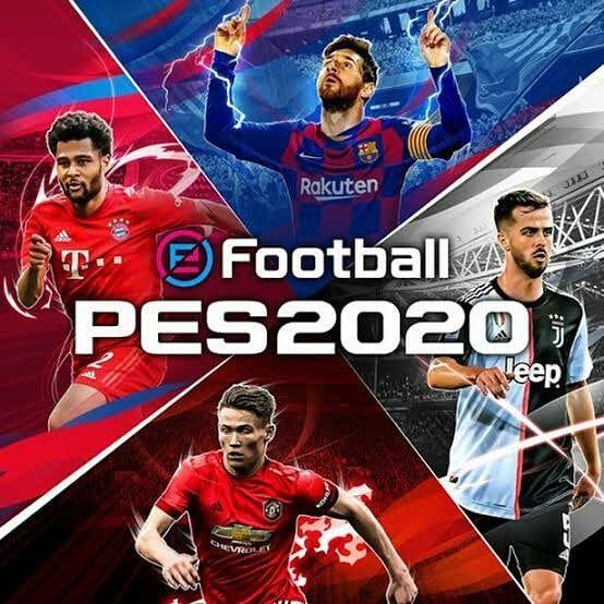 Efootball Pes 2020 Cover Adj Adj1ghp Liladj Evolution Soccer Pro Evolution Soccer Soccer