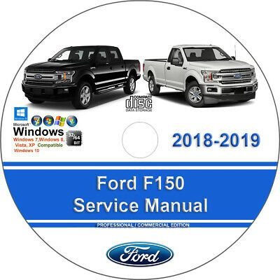 Advertisement Ebay Ford F150 2018 2019 Factory Workshop Service