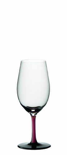 Special Offers - Riedel Sommeliers Series Collectors Edition Lead Crystal Single Stem Vintage Port Glass 8-3/4-Ounce Red/Black - In stock & Free Shipping. You can save more money! Check It (July 29 2016 at 08:07AM) >> http://uniquewineglass.net/riedel-sommeliers-series-collectors-edition-lead-crystal-single-stem-vintage-port-glass-8-34-ounce-redblack/