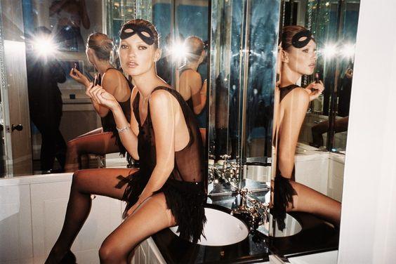 Kate Moss, London 2006