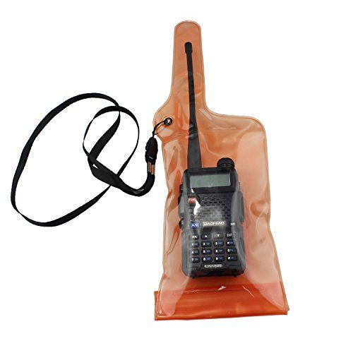 Goodqbuy Portable Waterproof Radio Case Bag For Cb Radio Yaesu