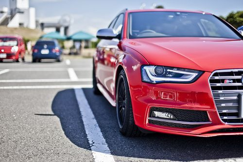 Random Inspiration 126 Classy Cars Red Audi Audi Cars