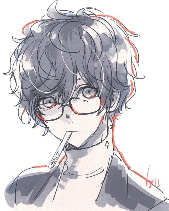 Animegirl Anime Animeart Anime Drawings Boy Anime Anime Boy