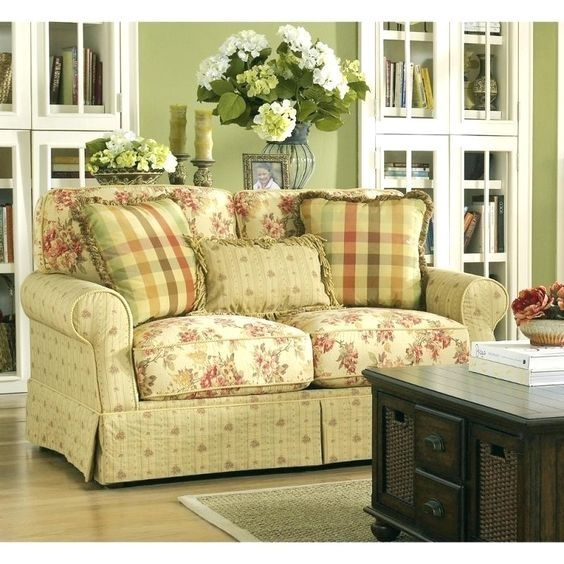 Cottage Furniture Country Couch