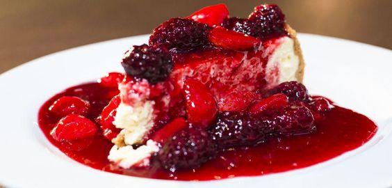 A receita para um delicioso cheesecake: http://bitly.com/1B0gJ6L