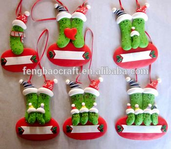 2017 Most Popular Polymer Clay Christmas Ornaments Manufactured In China Polymer Clay Christmas Claymation Christmas Polymer Clay Ornaments