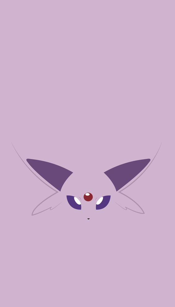 Pokemon Wallpaper Espeon