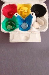 egg carton color sorter