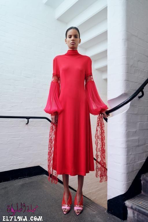 فساتين سهرة محتشمة 2021 صور فساتين محجبات 2021 تبحث المرأة العربية العاشقة للإطلالة المحتشمة والراقية في Fashion Innovative Fashion Fall Fashion Trends Women