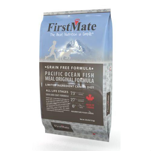 First Mate Grain Free Pacific Ocean Fish Dog Food Buy At